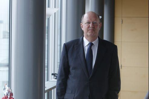 Rémy Pflimlin, le PDG de France Télévisions.