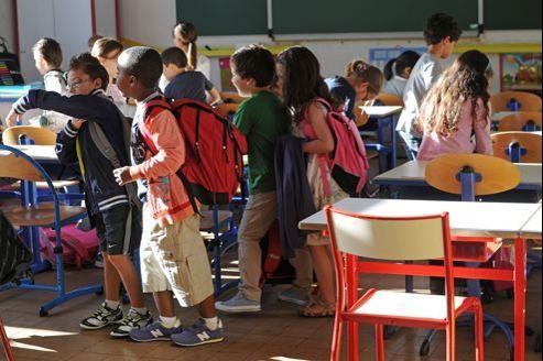 Rythmes scolaires: les difficultés de la réforme