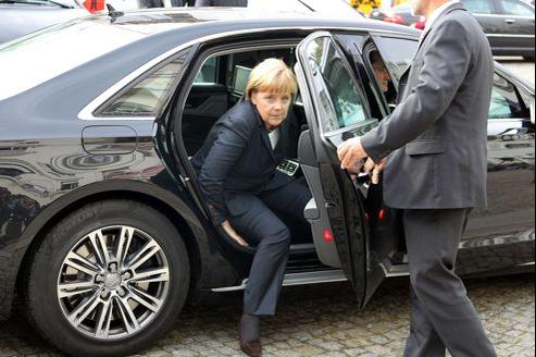 La Grèce se mobilise contre la visite d'Angela Merkel