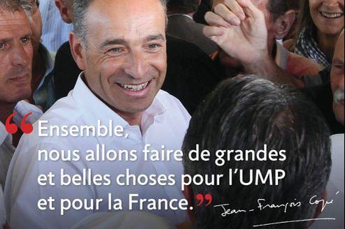 La profession de foi de Jean-François Copé, dont le titre fait référence au slogan du candidat Sarkozy en 2007.