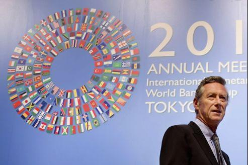 Olivier Blanchard, chef économiste du FMI.