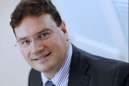 Philippe Gosselin, député UMP de la Manche et fondateur du collectif «Maires pour l'enfance».