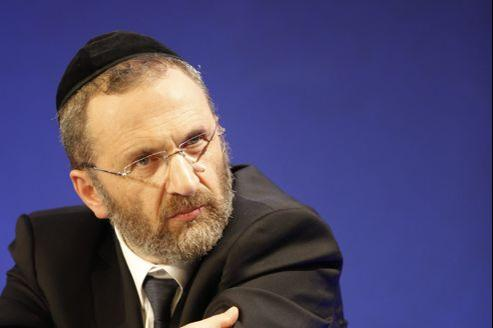 Gilles Bernheim a exprimé son opposition au projet de loi.