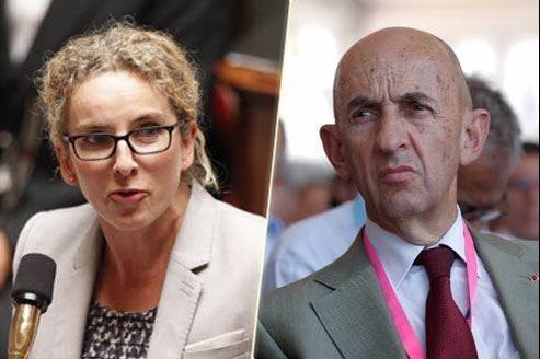 Delphine Batho et Louis Gallois auraient eu un entretien explosif après la remise du rapport sur le gaz de schiste.
