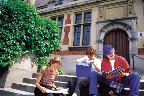 En 2011, quelque 231000 jeunes Européens sont allés étudier dans un autre pays.