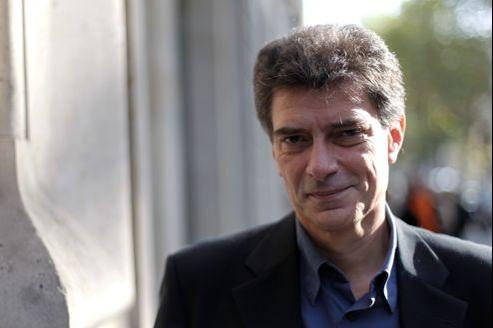 Pascal Durand, secrétaire national d'Europe Écologie-Les Verts, lundi à Paris.