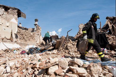Le séisme survenu en 2009 avait dévasté la région et causé la mort de plus de 300 personnes.