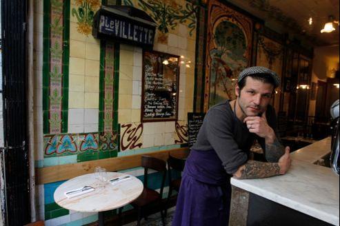 Pierre Jancou photographié en février 2012.