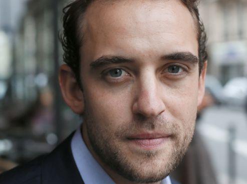 Joël Dicker, 27 ans, a été couronné par le grand prix du roman de l'Académie française pour son deuxième roman.