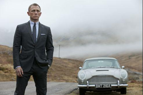 Daniel Craig dans Skyfall.