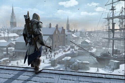 «Assassin's Creed 3 est comme une nouvelle franchise»