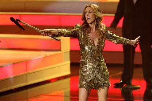 Céline Dion sort son nouvel album Sans attendre.