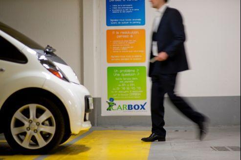 Sur le marché français, carbox fait figure de précurseur.
