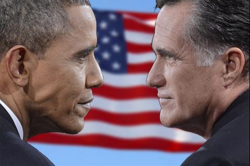 Obama, vainqueur de l'élection présidentielle américaine 2012
