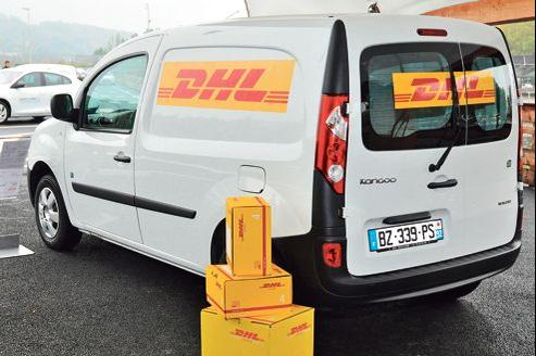Fin2013, le parc de DHL en France devrait compter une trentaine de modèles électriques.