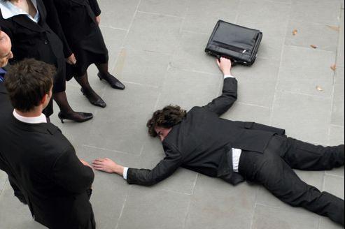 Accident du travail, votre mutuelle peut vous aider.
