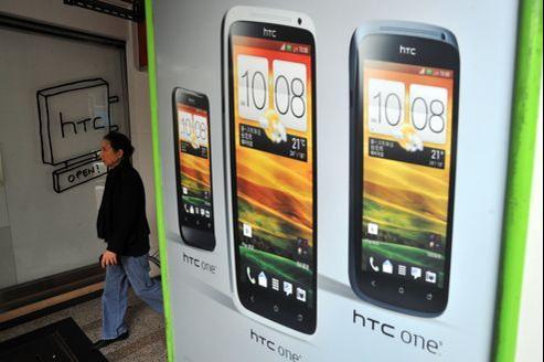 La sortie du HTC One X a été retardée aux États-Unis, à la suite d'une plainte d'Apple.