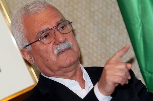 Georges Sabra devient le nouveau président du Conseil national syrien.