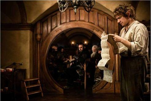 Christopher, le fils cadet de Tolkien, était le premier destinataire de The Hobbit.