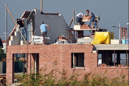 Le bâtiment fait partie des principaux secteurs qui emploient ces salariés «low-costs».
