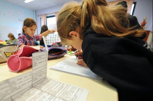 Il n'est plus question pour le moment d'intégrer les devoirs dans le temps scolaire.