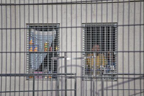 Michael Robert Mastro, 87 ans, est détenu à la prison d'arrêt de Lyon-Corbas ( image d'illustration)