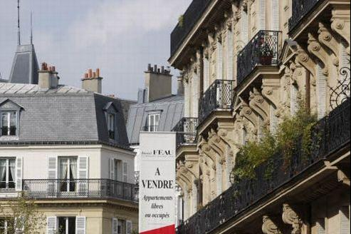 28,4% des ménages en France ont un crédit immobilier. Crédit: Jean-Christophe Marmara/Le Figaro