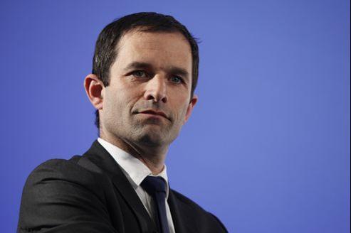 Benoît Hamon espère lever «les réticences, voire l'hostilité» des tribunaux de commerce à l'égard des scop.