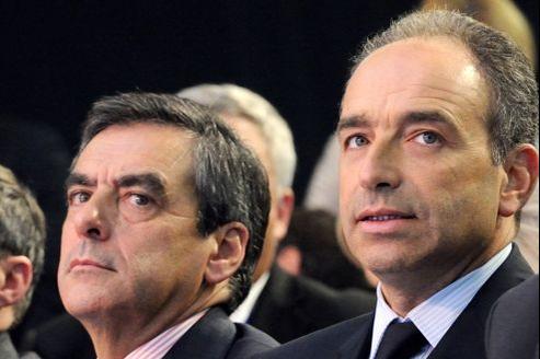 Le duel qui oppose François Fillon et Jean-François Copé sera tranché dimanche.