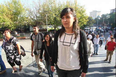 Sevil Sevimli fait face à un cauchemar judiciaire depuis le 10mai.