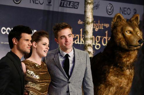 Les héros de la saga Twilight à Berlin pour la première.