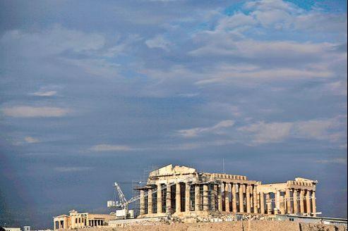 Malgré toutes les aides, la dette de la Grèce s'élève toujours à 287milliards d'euros, soit 150% du PIB.