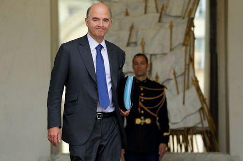 Le ministre des Finances, Pierre Moscovici, dénonce «les errements du passé».