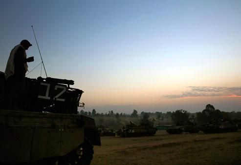EN DIRECT - Poursuite des hostilités entre Israël et Gaza