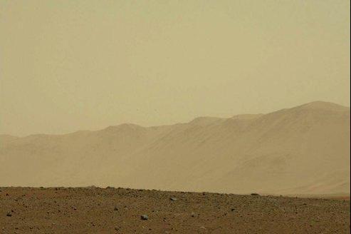 Un robot mobile sera envoyé sur Mars en 2018.