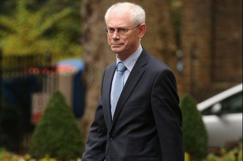 Le président du Conseil, Herman Van Rompuy, recevra l'un après l'autre chacun des Vingt-Sept jeudi.