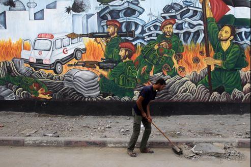 163 Palestiniens et 6 Israéliens ont été tués en huit jours .