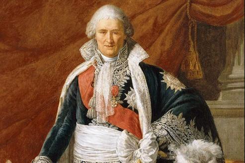 Portrait de Portalis (1746-1807) par Claude Gautherot.