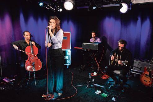 «Cette femme est un mythe qui sera chanté pendant des siècles encore», explique Daphné, ici au «Live» du Figaro.