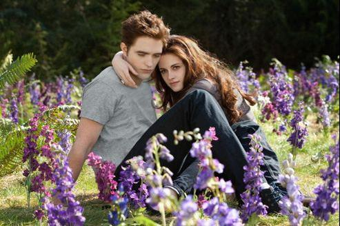 Robert Pattinson et Kirsten Stewart © Summit Entertainment