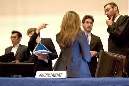 Les étudiants de Science Po se sont mis dans la peau des négociateurs de 18 pays pour voir si l'issue décevant de la conférence sur le climat de 2009 était inévitable.