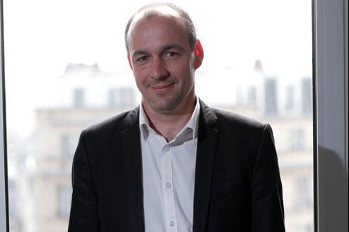 Laurent Berger succède à François Chérèque à la tête de la CFDT. Crédit: François Bouchon/Le Figaro.
