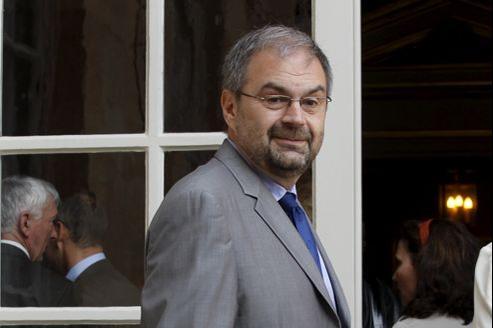 François Chérèque, à Matignon en mai dernier. Crédit: Jean-Christophe Marmara/Le Figaro