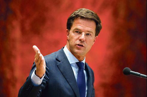 Mark Rutte: «Le rôle des Néerlandais est de s'assurer que les Britanniques restent à bord.»