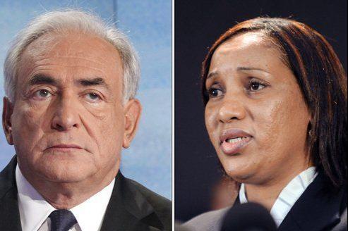 Dominique Strauss-Kahn a toujours nié avoir agressé sexuellement Nafissatou Diallo.