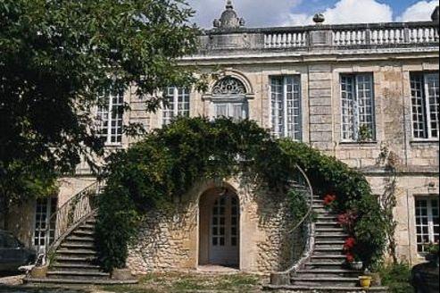 Le château de Bellevue se situait au 53, avenue de la Chapelle, à Yvrac.