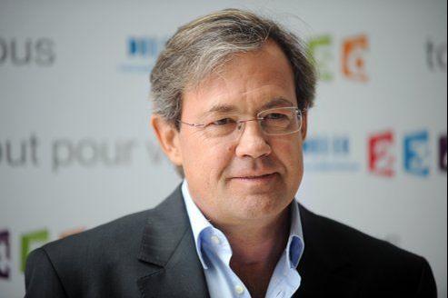 Benoît Duquesne, journaliste et présentateur de l'émission «Complément d'enquête» sur France 2.