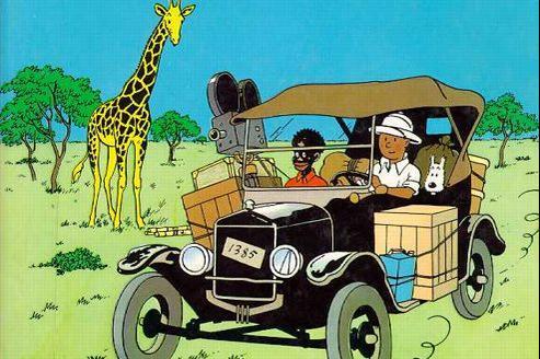 Tintin au Congo ne contient pas de propos racistes, a estimé la cour d'appel de Bruxelles, mercredi 5 décembre.