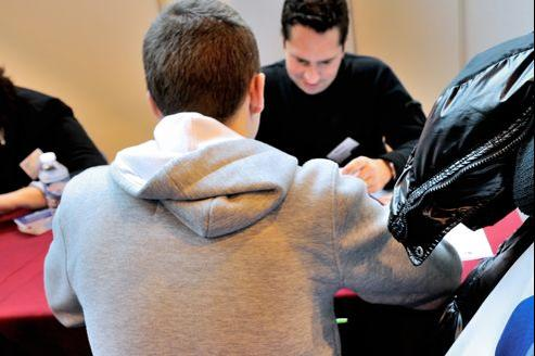 Le chômage des jeunes actifs atteint un niveau record