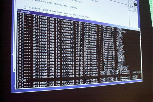 Les tentatives d'intrusion, souvent automatisées et conduites par des robots, sont menées à raison de 10 à 100 à la seconde et visent en particulier les portails ou les services de mail de l'entreprise.